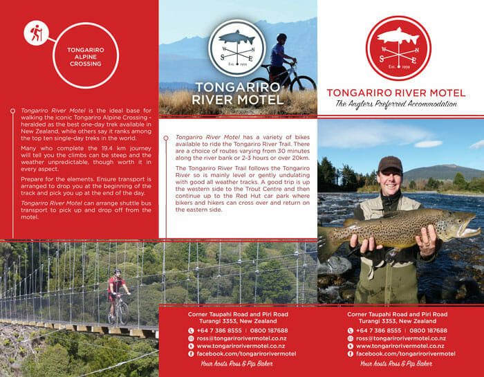 Tongariro River Motel Brochure v.2