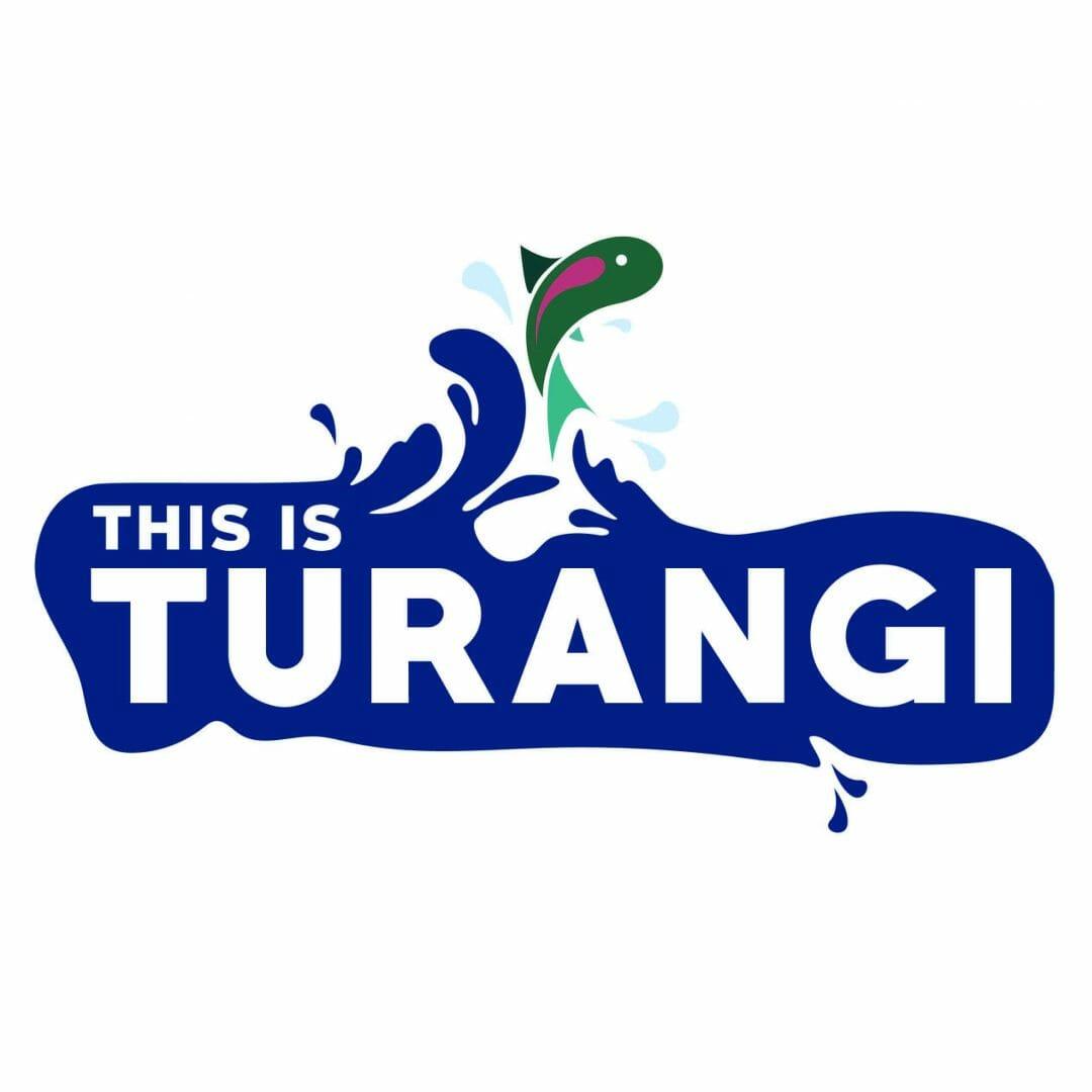This is Turangi Logo