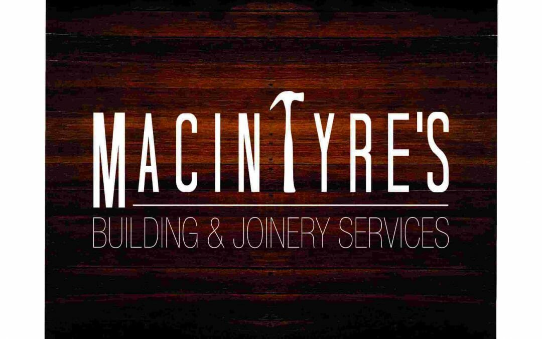 MacIntyres Building and Joinery Services Logo