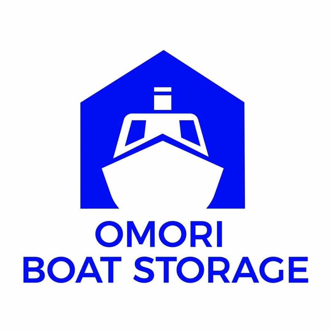 Omori Boat Storage Logo