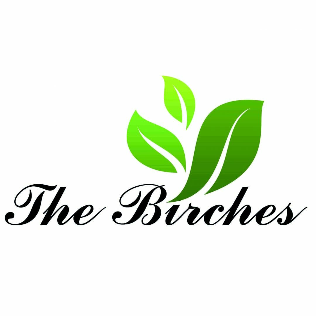 The Birches Logo