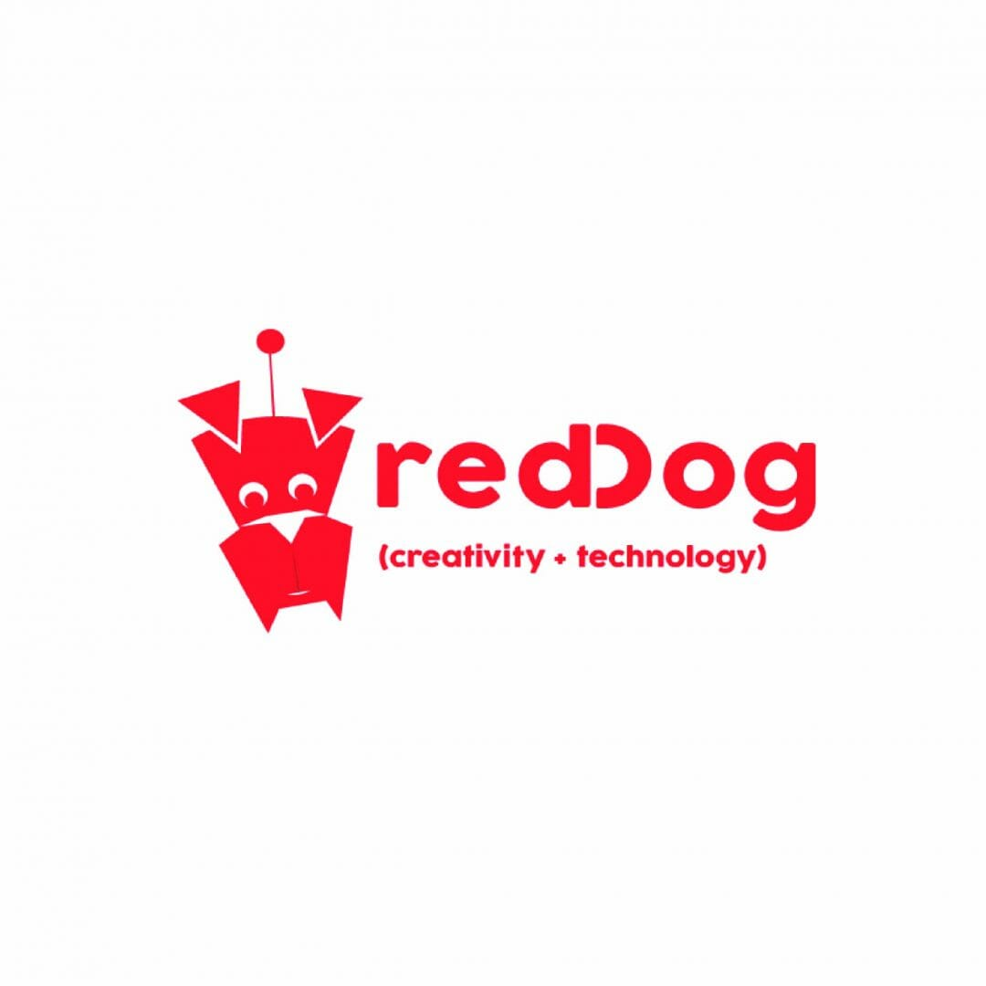 redDog Digital Marketing Agency Logo